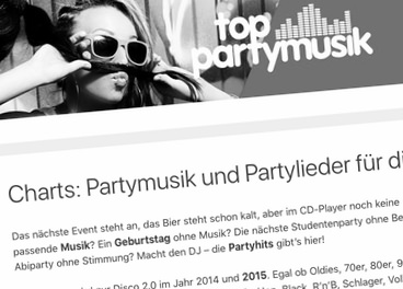 TOP-Partymusik